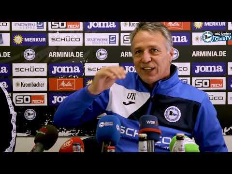 #16 Karlsruher SC: Die Pressekonferenz vor dem Heimspiel