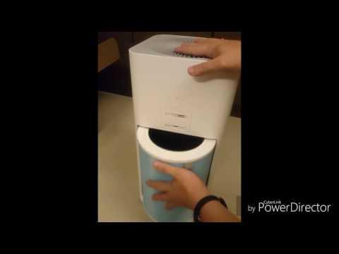 小米空氣淨化器2 清淨機開箱介紹+ App.