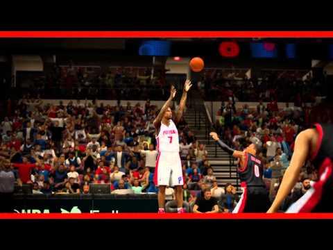 NBA 2K14 gameplay trailer
