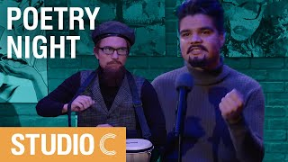 Rich Guy Does Slam Poetry - Studio C