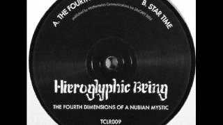 Hieroglyphic Being ‎– The Fourth Dimension
