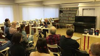 Встреча с Сергеем Хоружим. Цикл «Как рождается слово: Встречи с переводчиками»