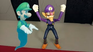 Super Smash Bros Ultimate Failed Character Auditions Trailer - Dead Luigi & Waluigi