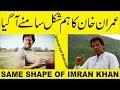 Popular Celebrity of Pakistan Imran Khan PTI Look Like Hollywood Actor.عمران خان کا ہم شکل