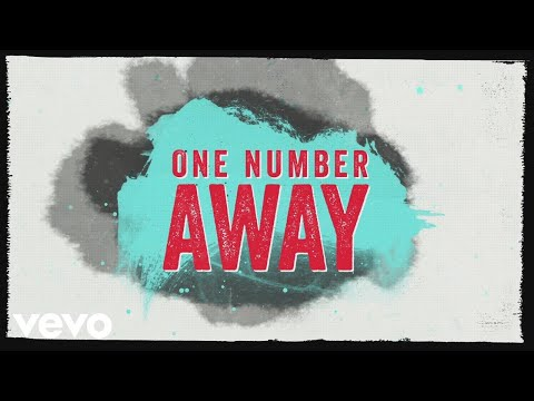 Luke Combs - One Number Away (Lyric Video)