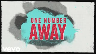 Luke Combs - One Number Away (Lyric Video) Mp3