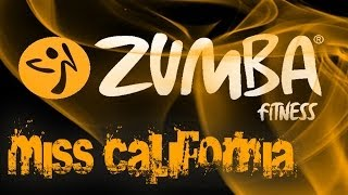 Lui Zumba: Dante Thomas - Miss California (Salsa Mix)