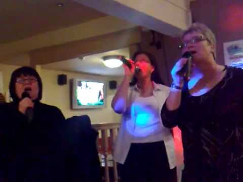 The New Inn Stainforth Doncaster South Yorkshire Karaoke friday 11.02.2012