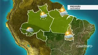Previsão Norte - Sol, calor e pancadas de chuva