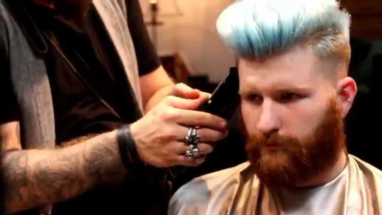 Just B Hair Salon  Mens Cut  YouTube