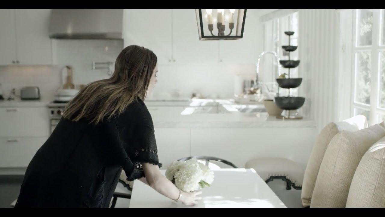 Louise Roe Chooses Statuario Maximus For Her Bathroom Remodel