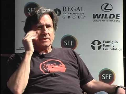 In Conversation with Griffin Dunne(2013 Sarasota Film Festival)