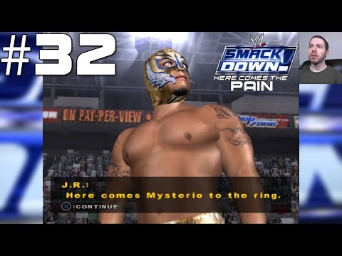 WWE SmackDown! Here Comes the Pain: Season Mode - Part #32