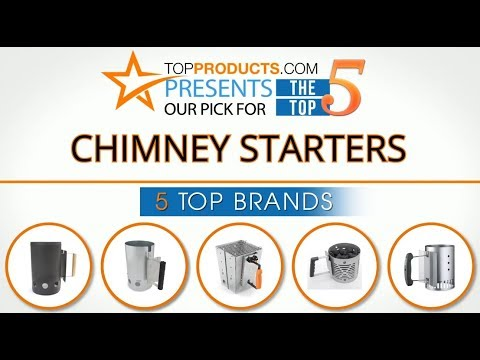 Best Chimney Starter Reviews 2017 – How to Choose the Best Chimney Starter