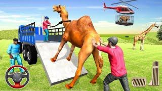 Animal Zoo Transport Simulator   Çiftlik Hayvanları Taşıma Oyunu screenshot 4