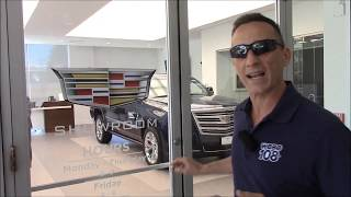 WEBE108 Tuesday Test Drive Cadillac of Greenwich: 2018 Cadillac CT6