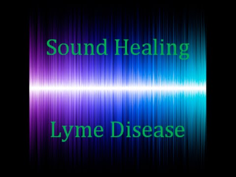 Electronic Signature Free >> SOUND HEALING FREQUENCIES -Lyme Disease - YouTube