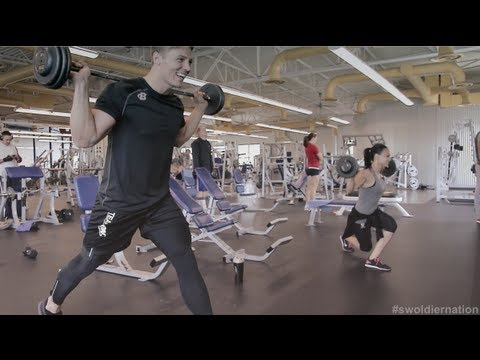 Swoldier Nation - Trainer Edtion - Leg Day with Katie