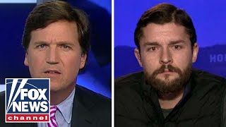 FLASHBACK Tucker takes down man behind fake protest group - the Tullipso Interview