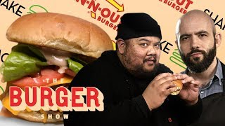 Binging With Babish Cooks In-N-Out and Shake Shack Clones | The Burger Show by : First We Feast