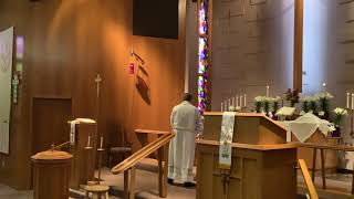 Second Sunday of Easter, Good Shepherd Lutheran Church, LC-MS, Two Rivers, WI, Rev. William Kilps