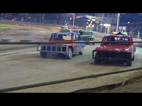 Historic Stock Cars Arlington 17/02/2018