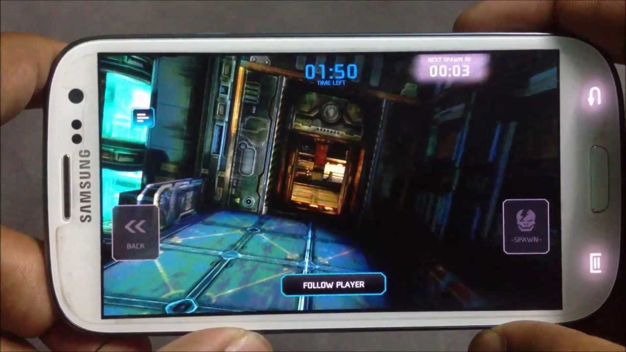 best android hd games list 2013