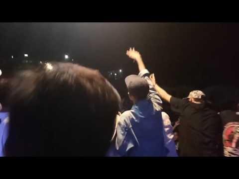 Dexmaflaska hiphop live parung panjang