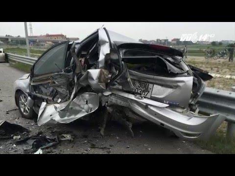 (VTC14)_Báo động mất ATGT trên cao tốc Hà Nội - Hải Phòng