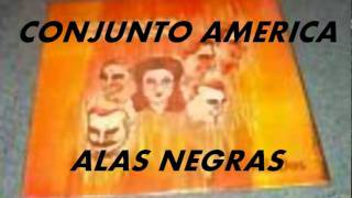 ALAS NEGRAS-CONJUNTO AMERICA.