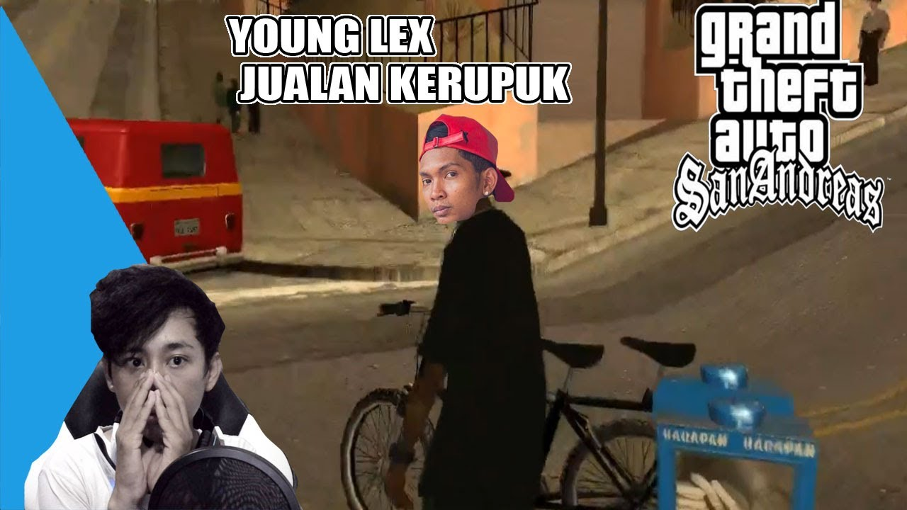 Younglex Jualan Kerupuk Gta Extream Dyom