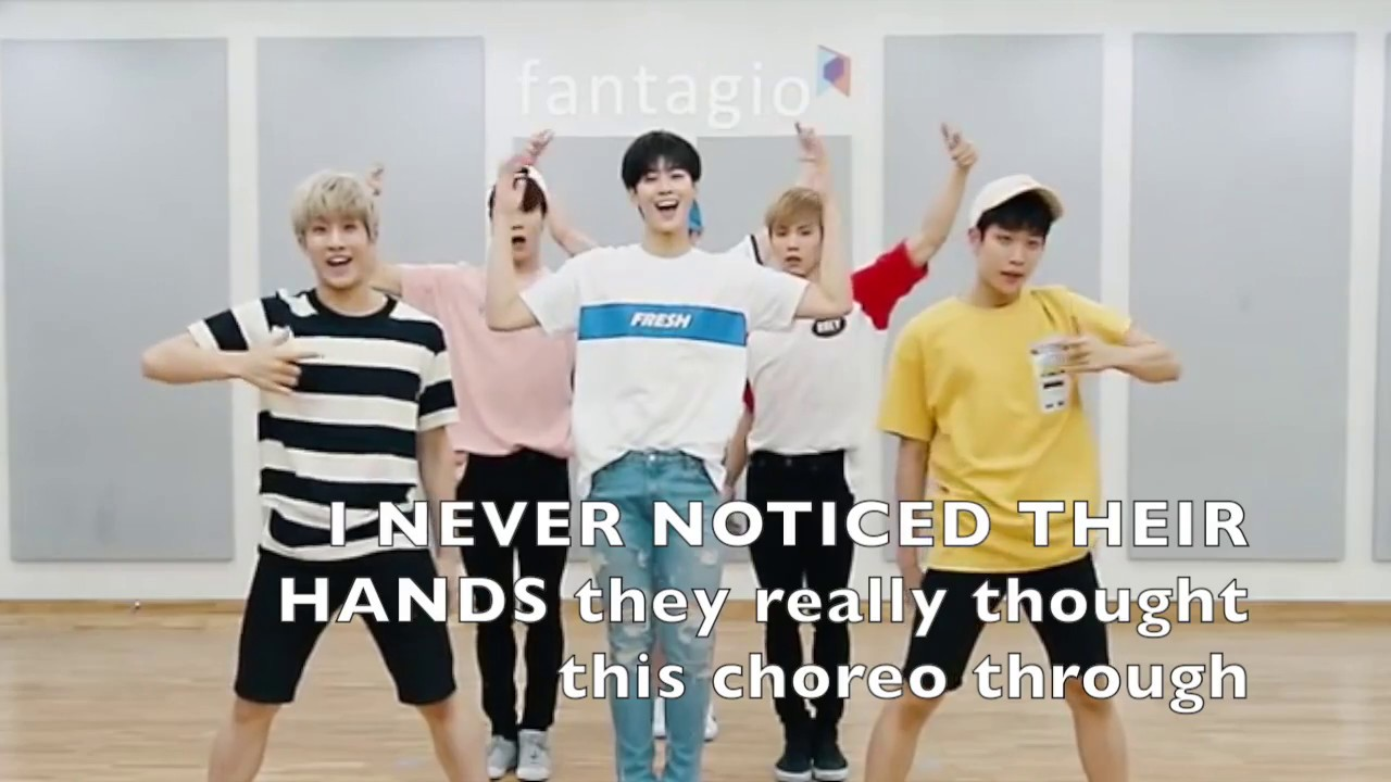 ASTRO - Breathless Dance Practice (What You Probably Didn ...