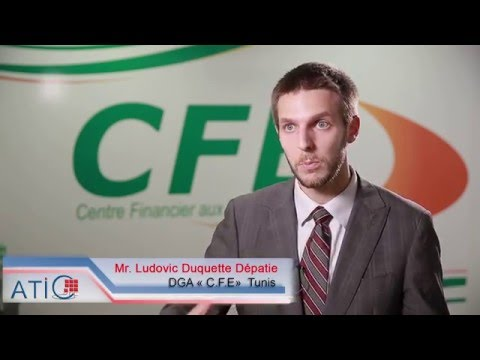 Success stories Conférence ATIC 2016 - CFE