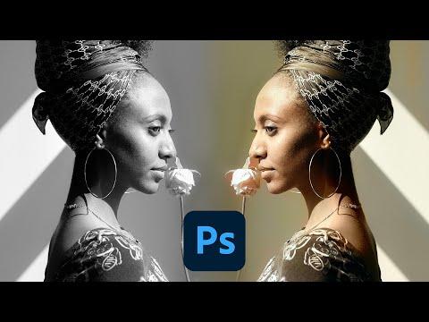 """Quanto è affidabile il nuovo filtro """"colora"""" di Photoshop?"""