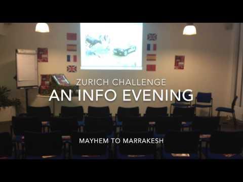 Zurich Challenge Team 12_Mayhem to Marrakesh