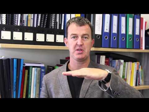 Professor Matt Cooper discusses a recent Nature Communications paper