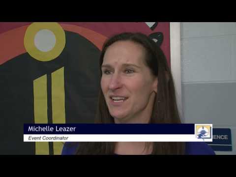 Guest Reader Day at Cedar Road Elementary School