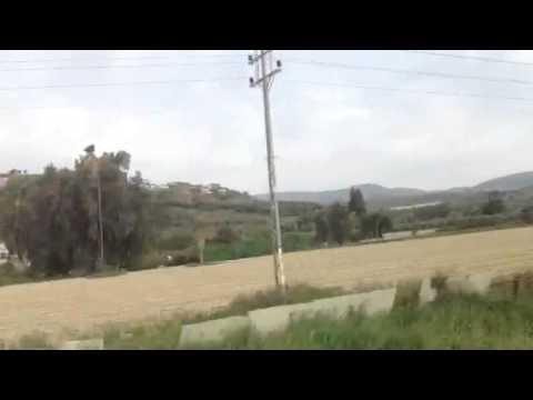Jerusalem Tour: 2014 journey From Tiberias To Beatitudes