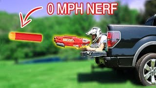 WORLDS SLOWEST NERF GUN!!