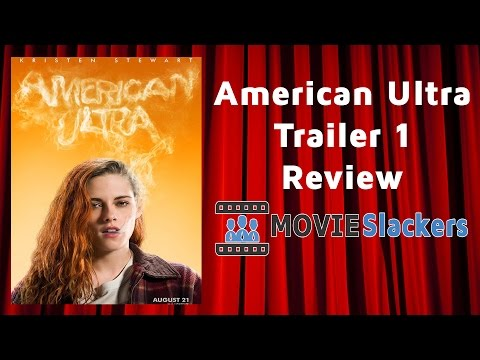 American Ultra Official Trailer 1 - 2015 Review