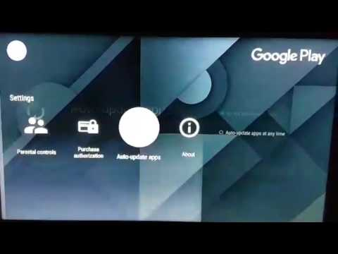 XIAOMI MIBOX | HOW TO STOP AUTO-UPDATE APPS FROM GOOGLE PLAY | 2017