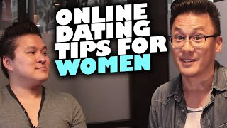 Online Dating Tips For Women | Dating 101