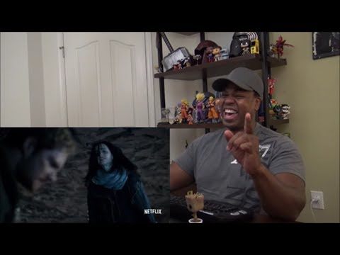 Marvel's The Defenders | Official Trailer 3 - REACTION!!!