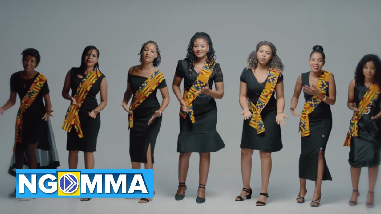 Download Goodluck Gozbert feat Martha Mwaipaja - Wacha Waone (Official Video) For Skiza Dial *860*865#