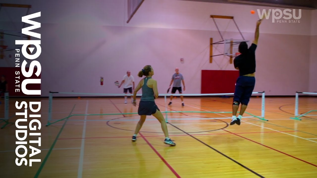 Try Pickleball This Summer!