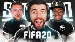 TEAMWORK MAKES THE DREAMWORK (Sidemen Gaming)