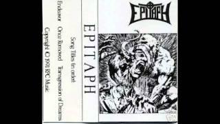 Epitaph - I Endeavor