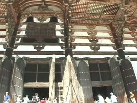 Ancient Temples of Nara Japan
