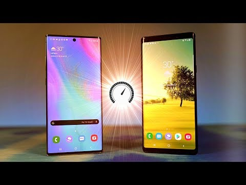 Samsung Galaxy Note 10 Plus vs Note 9 Speed Test Worth The Upgrade?