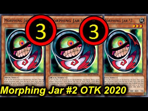 【YGOPRO】MORPHING JAR #2 OTK DECK 2020 - INFINITY BURN LOOP & DRAW OUT COMBO